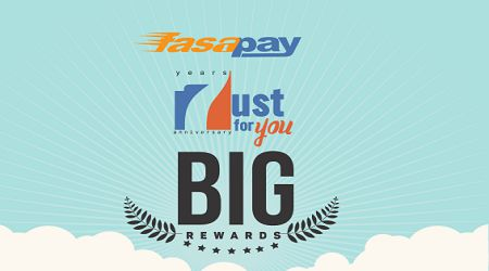 Saldo FasaPay Gratis di promo 7ust For You