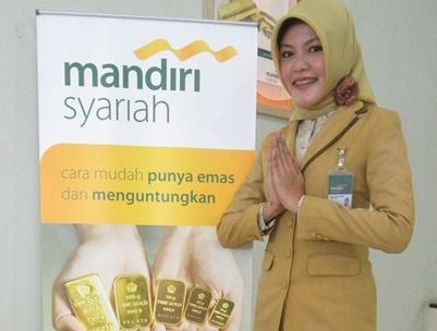 Simulasi Penghitungan Gadai Emas Di Bank Syariah Mandiri